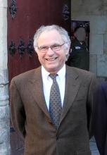 El prof. Corbalán